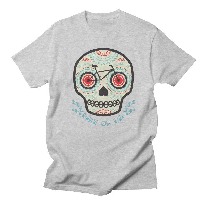 Calaca Women's Regular Unisex T-Shirt by monoestudio's Artist Shop