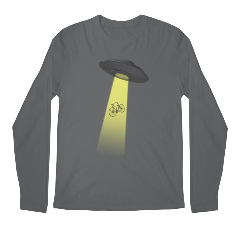 Ufo Men's Regular Longsleeve T-Shirt by monoestudio's Artist Shop
