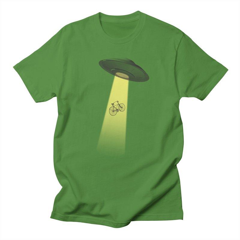 Ufo Men's Regular T-Shirt by monoestudio's Artist Shop