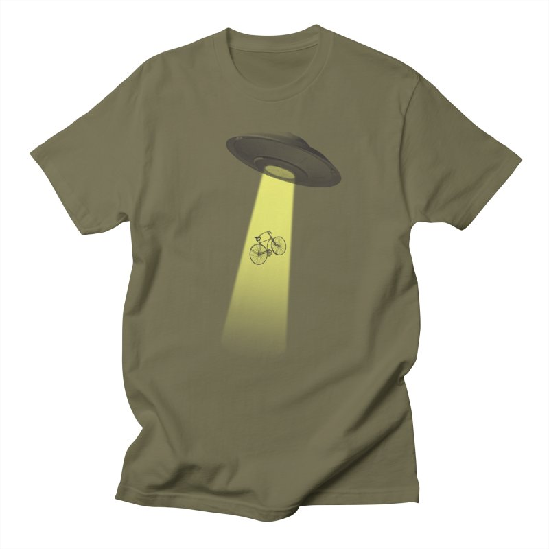 Ufo Women's Regular Unisex T-Shirt by monoestudio's Artist Shop