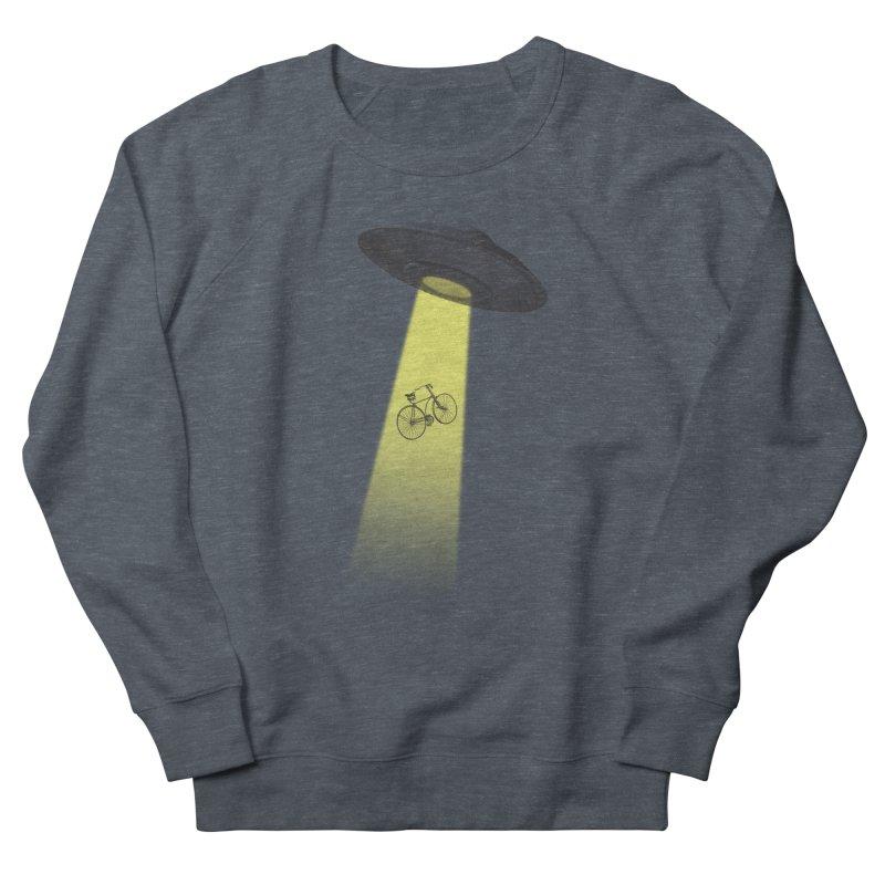 Ufo Men's French Terry Sweatshirt by monoestudio's Artist Shop
