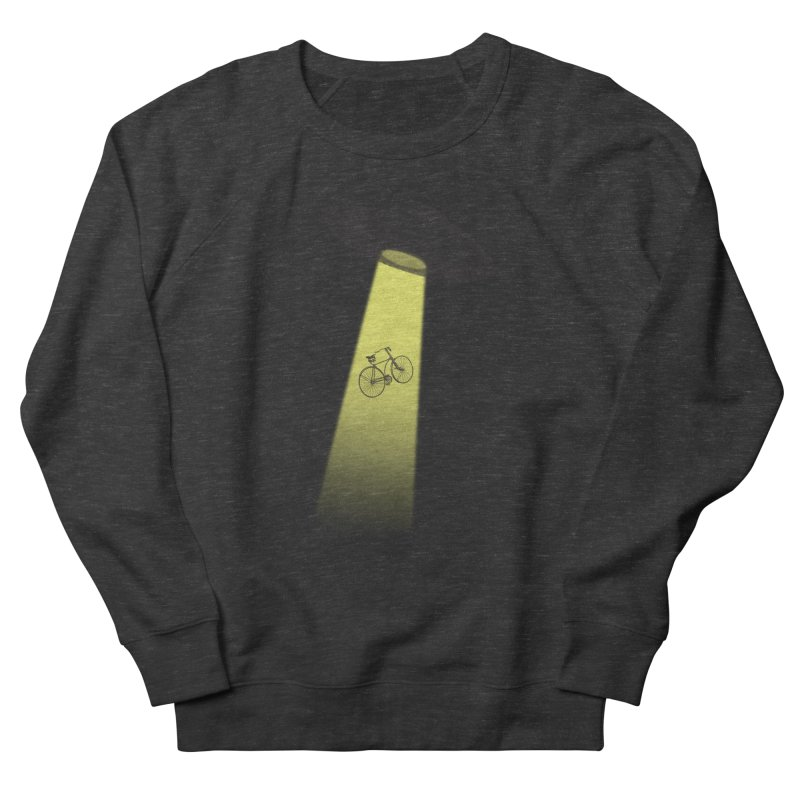 Ufo Men's French Terry Sweatshirt by monoestudio's Artist Shop