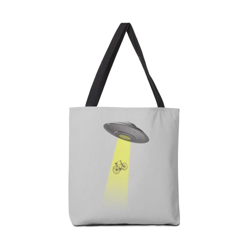 Ufo Accessories Bag by monoestudio's Artist Shop