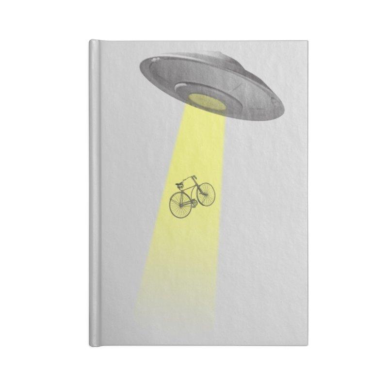 Ufo Accessories Notebook by monoestudio's Artist Shop