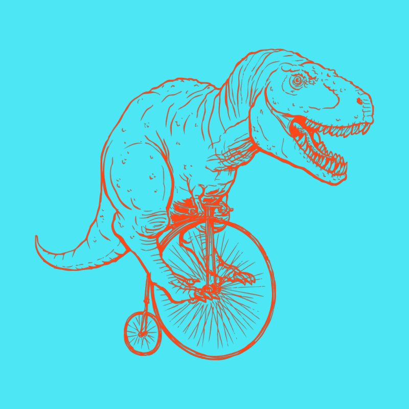 Dino by monoestudio's Artist Shop