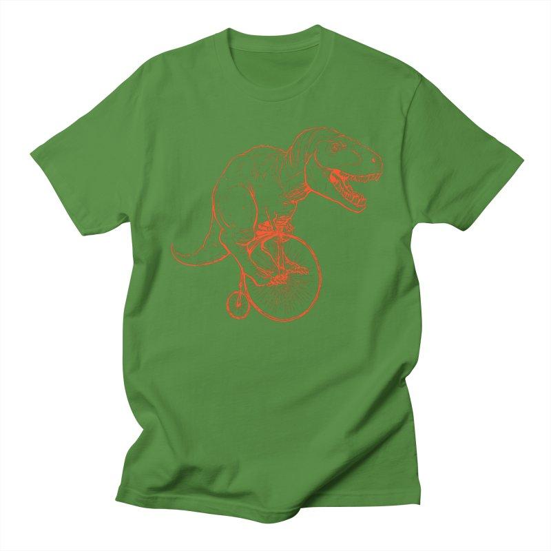 Dino Women's Unisex T-Shirt by monoestudio's Artist Shop