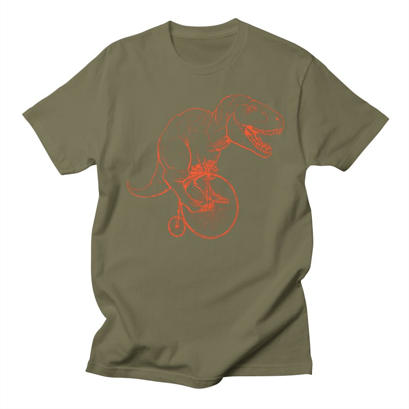 Dino Women's Unisex T-Shirt by monoestudio's Artist Shop
