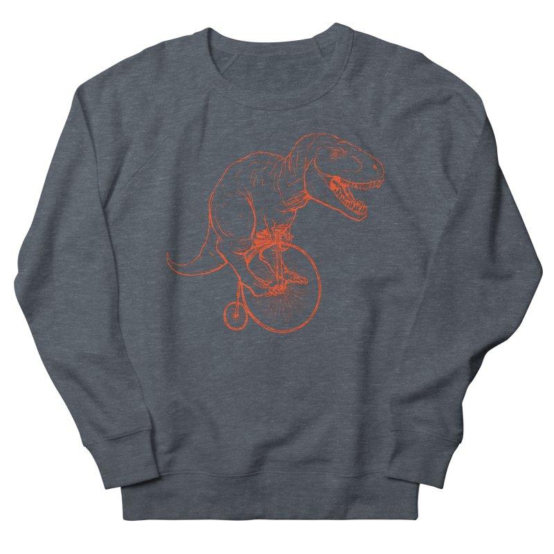 Dino Men's Sweatshirt by monoestudio's Artist Shop
