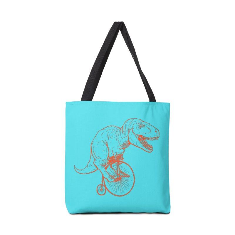 Dino Accessories Bag by monoestudio's Artist Shop