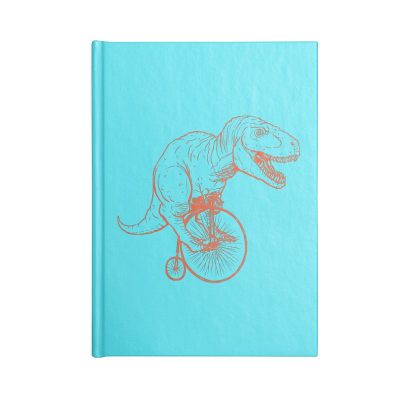 Dino Accessories Notebook by monoestudio's Artist Shop