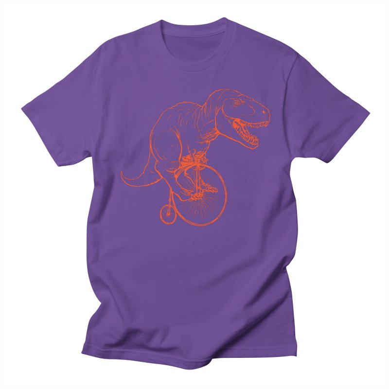 Dino Men's T-Shirt by monoestudio's Artist Shop