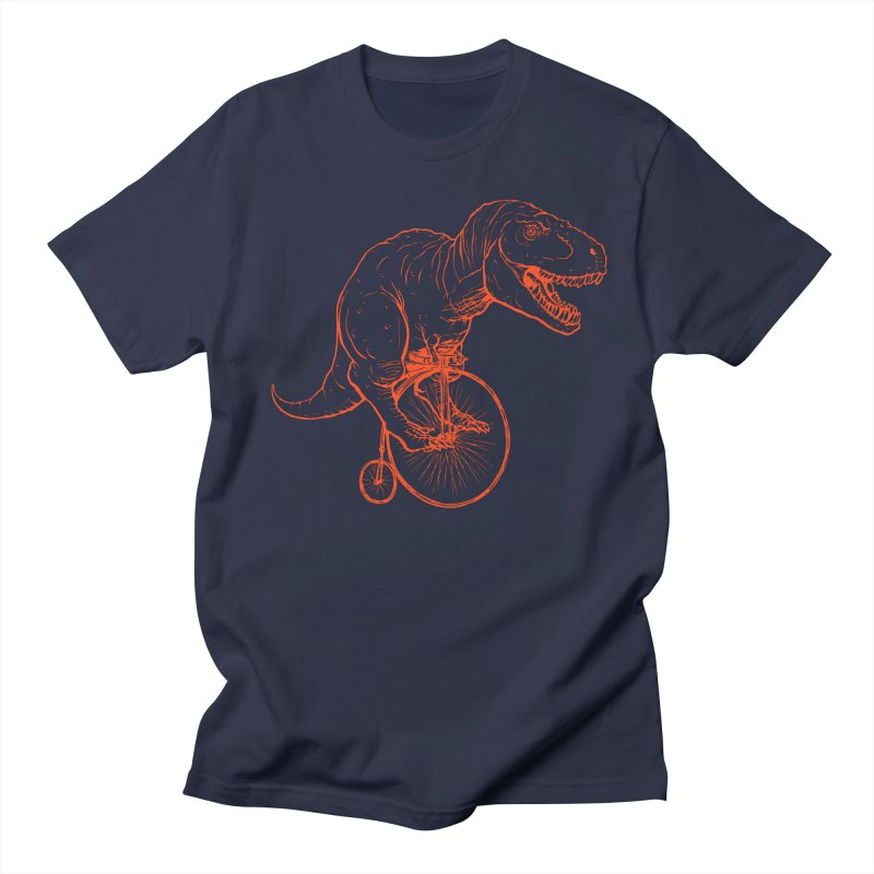 Dino Men's Regular T-Shirt by monoestudio's Artist Shop