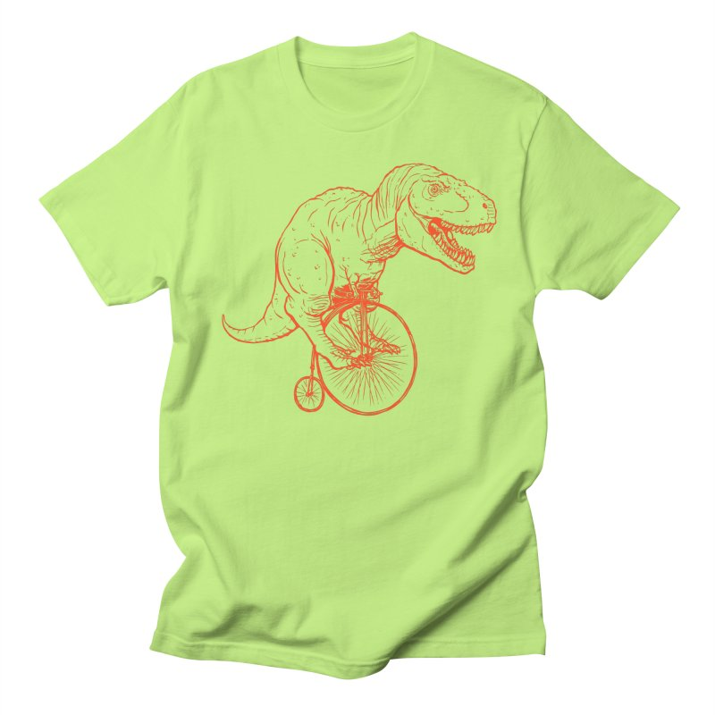Dino Women's Regular Unisex T-Shirt by monoestudio's Artist Shop