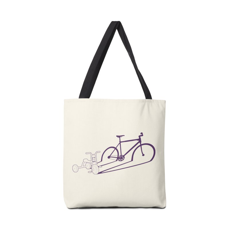 Triciclo Accessories Tote Bag Bag by monoestudio's Artist Shop
