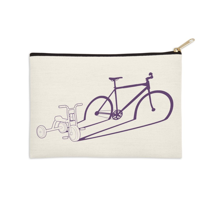 Triciclo Accessories Zip Pouch by monoestudio's Artist Shop
