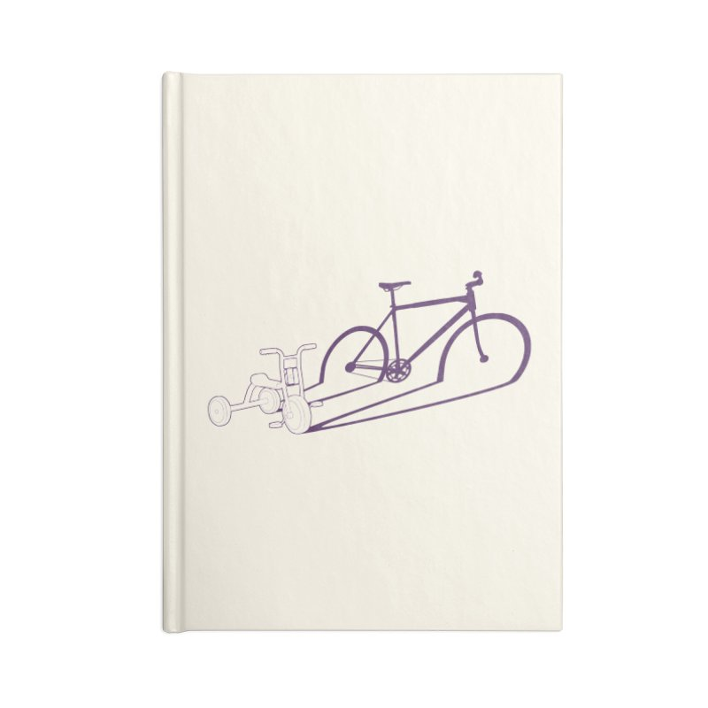 Triciclo Accessories Lined Journal Notebook by monoestudio's Artist Shop