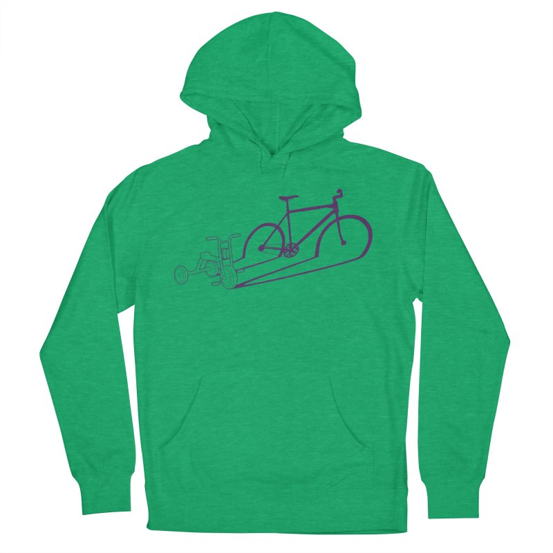 Triciclo Men's French Terry Pullover Hoody by monoestudio's Artist Shop