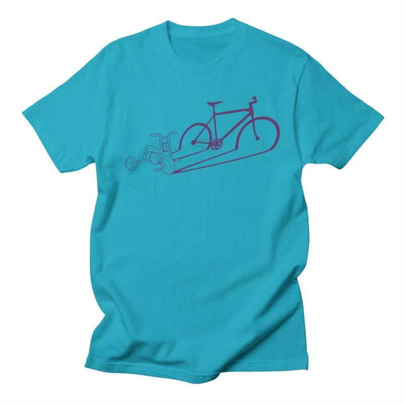 Triciclo Women's Regular Unisex T-Shirt by monoestudio's Artist Shop