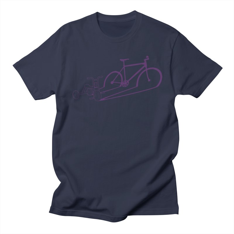 Triciclo Women's Unisex T-Shirt by monoestudio's Artist Shop