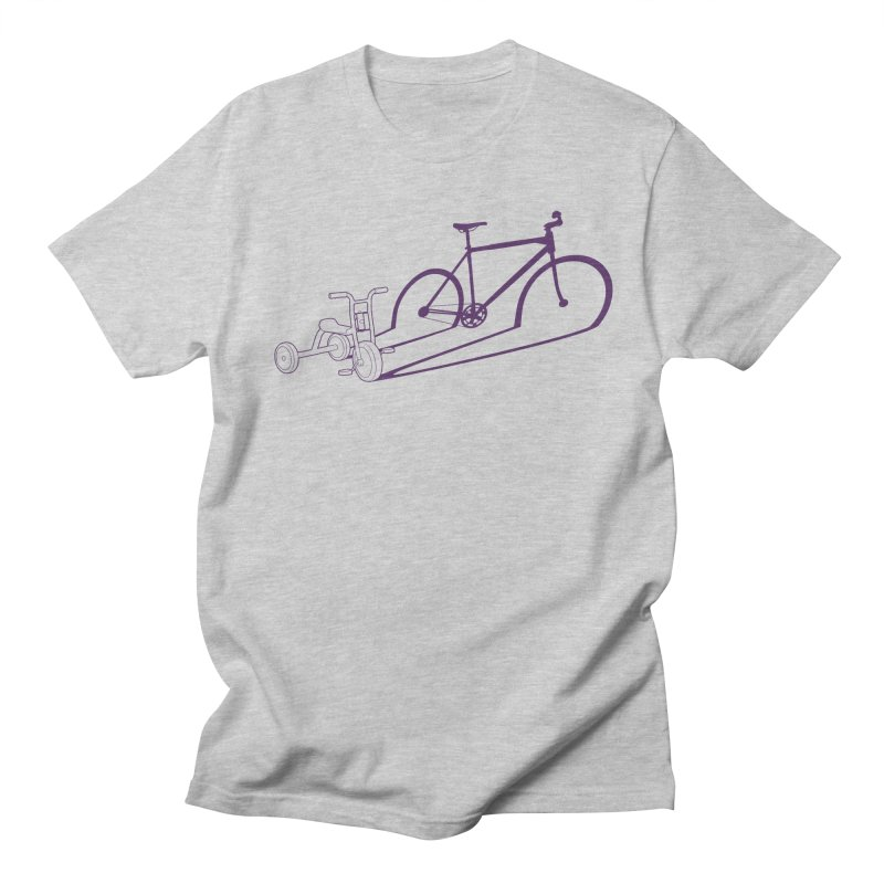 Triciclo Men's Regular T-Shirt by monoestudio's Artist Shop