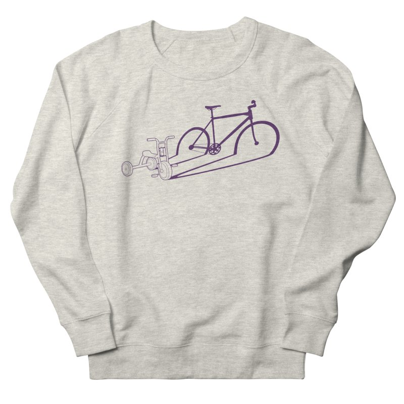 Triciclo Women's Sweatshirt by monoestudio's Artist Shop