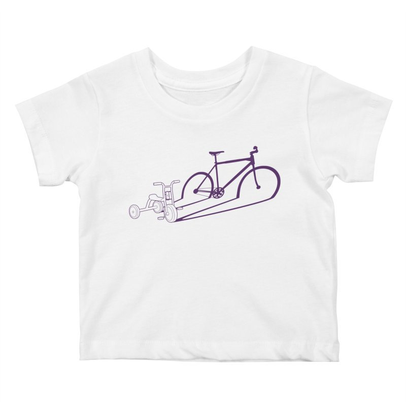 Triciclo Kids Baby T-Shirt by monoestudio's Artist Shop