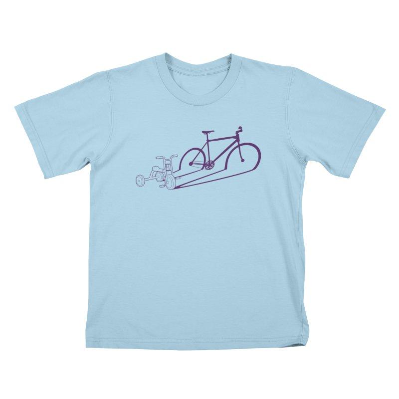 Triciclo Kids T-Shirt by monoestudio's Artist Shop