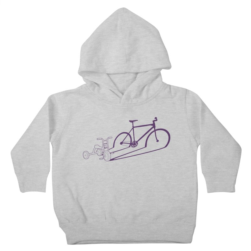 Triciclo Kids Toddler Pullover Hoody by monoestudio's Artist Shop