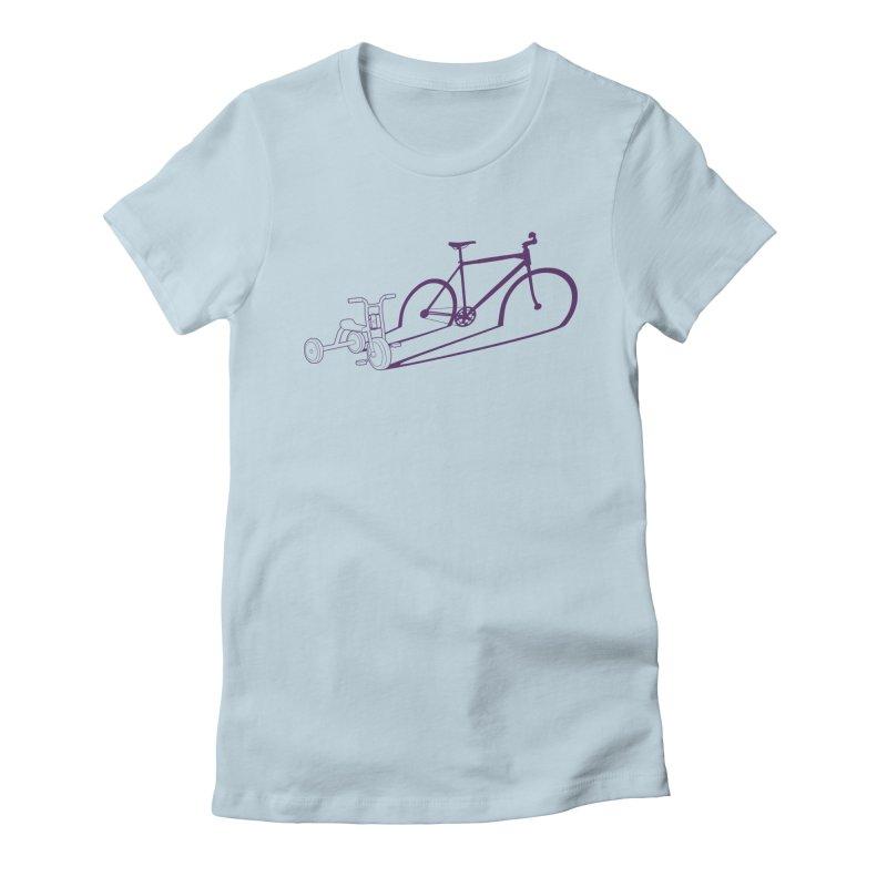 Triciclo Women's T-Shirt by monoestudio's Artist Shop