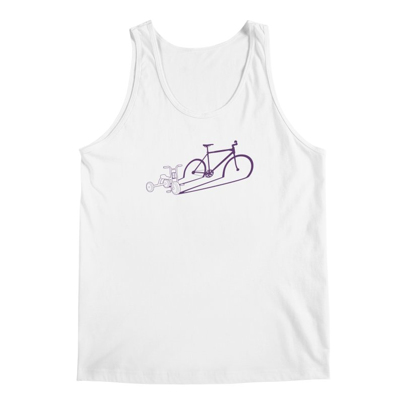 Triciclo Men's Tank by monoestudio's Artist Shop