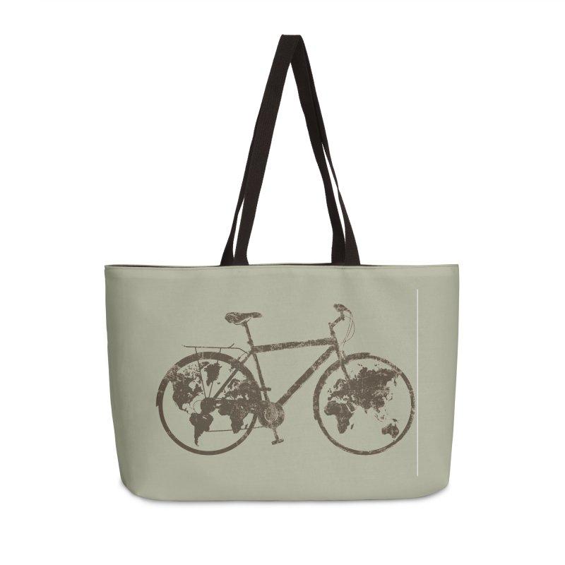 Mundo Accessories Weekender Bag Bag by monoestudio's Artist Shop