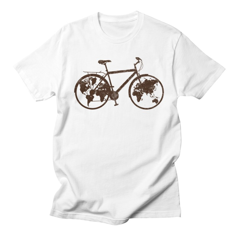 Mundo Men's Regular T-Shirt by monoestudio's Artist Shop