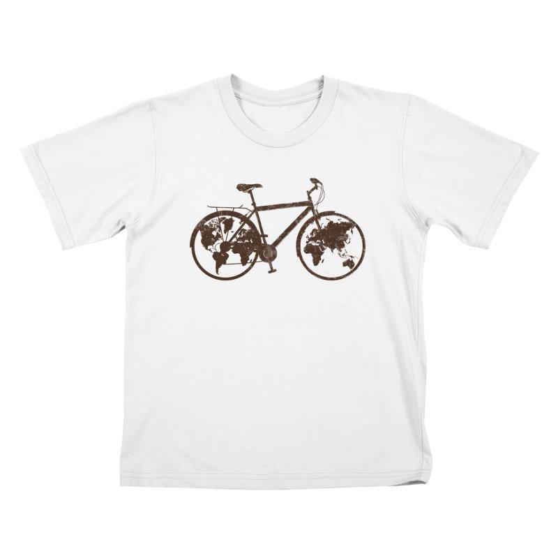Mundo Kids T-Shirt by monoestudio's Artist Shop