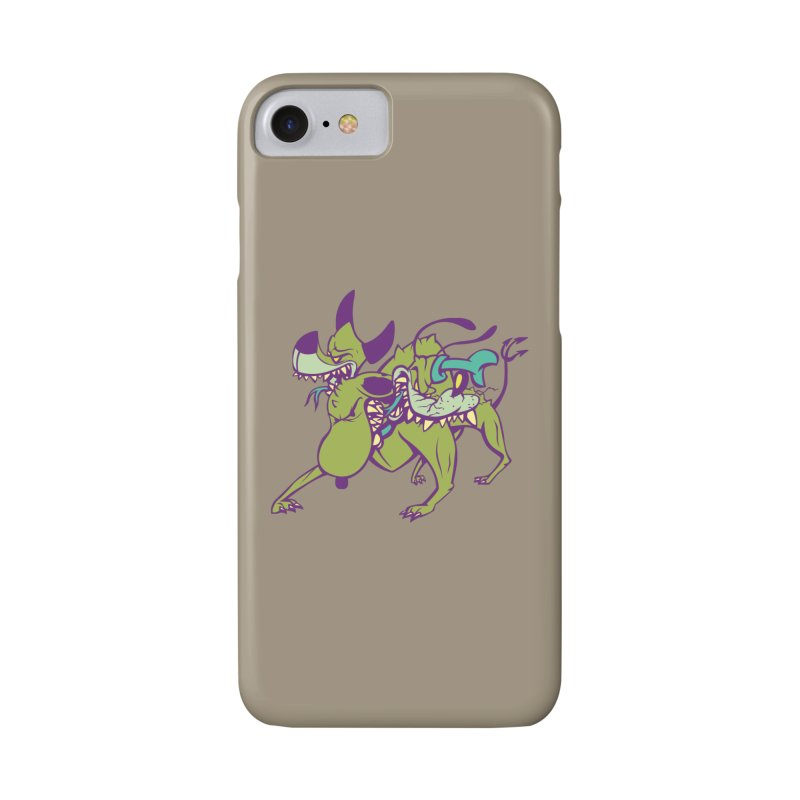 Cancerbero Accessories Phone Case by monoestudio's Artist Shop