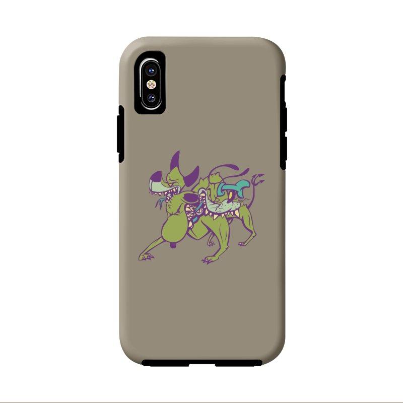 Cancerbero Accessories Phone Case by monoestudio's Artist Shop
