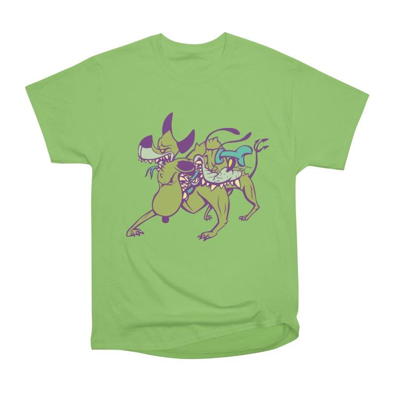 Cancerbero Men's T-Shirt by monoestudio's Artist Shop