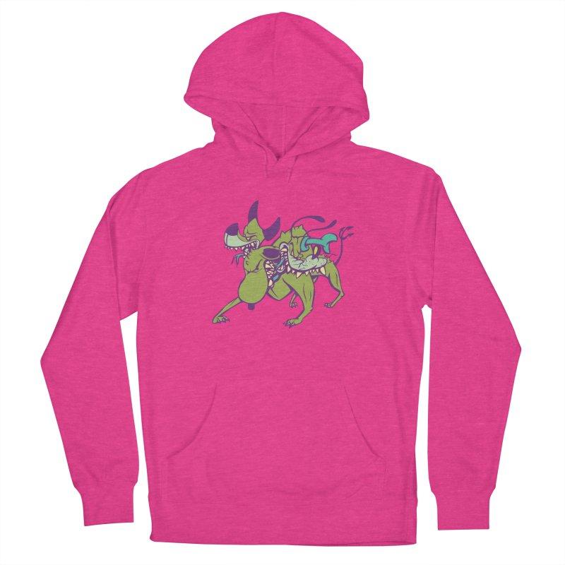 Cancerbero Women's Pullover Hoody by monoestudio's Artist Shop