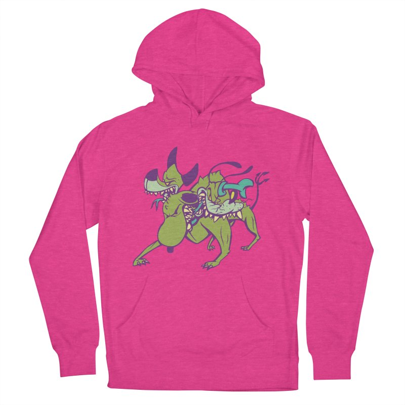 Cancerbero Women's Pullover Hoody by monoestudio's Artist Shop