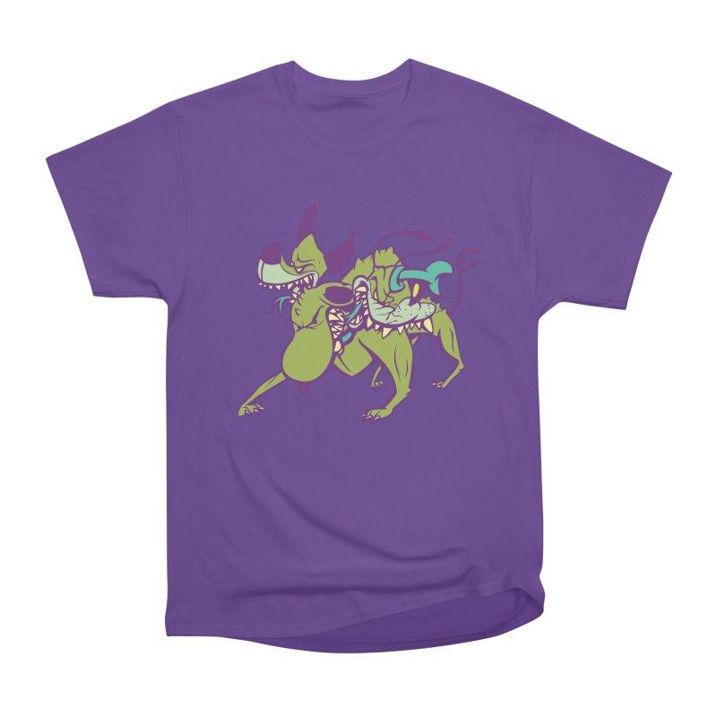 Cancerbero Men's Heavyweight T-Shirt by monoestudio's Artist Shop