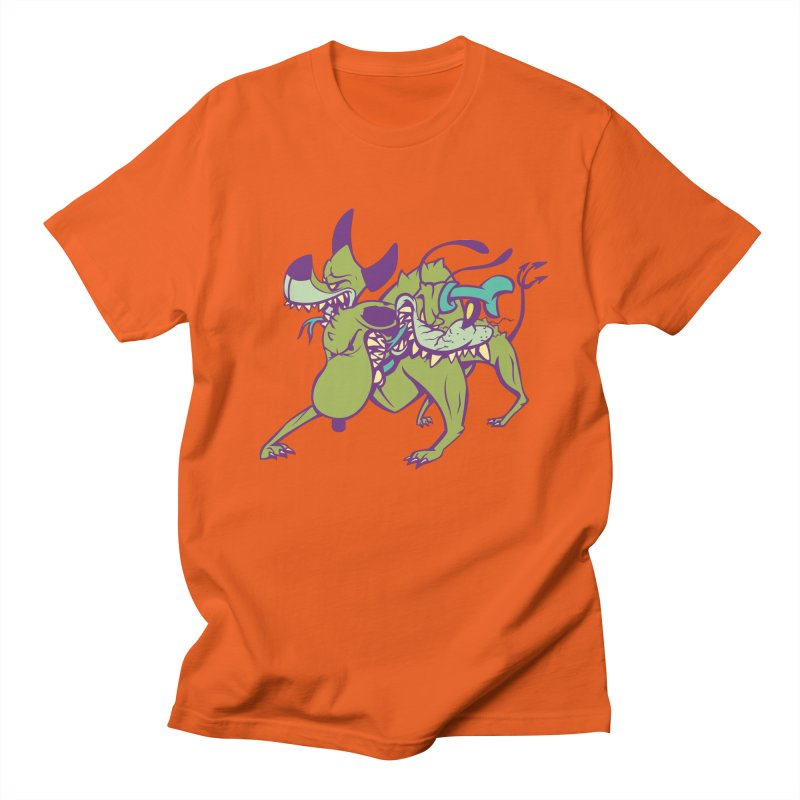 Cancerbero Men's Regular T-Shirt by monoestudio's Artist Shop