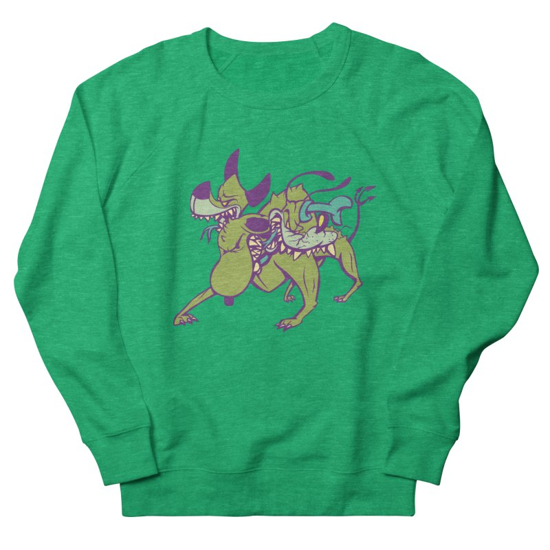 Cancerbero Men's Sweatshirt by monoestudio's Artist Shop