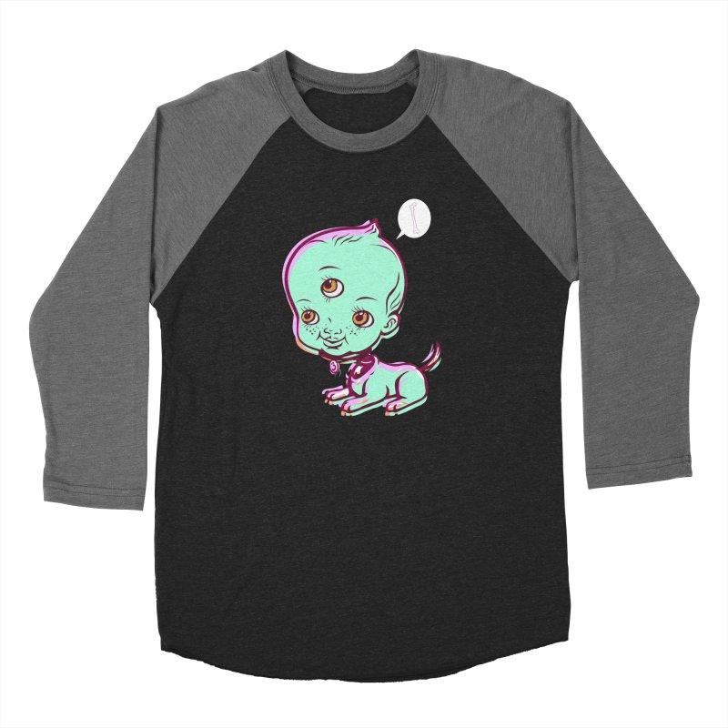 Puppy Men's Longsleeve T-Shirt by monoestudio's Artist Shop