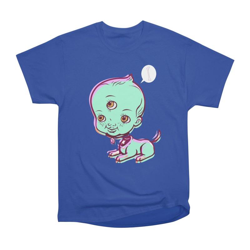 Puppy Men's T-Shirt by monoestudio's Artist Shop