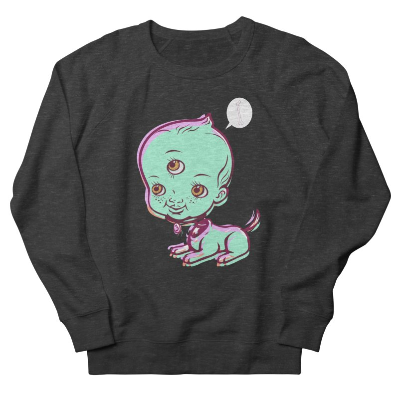 Puppy Men's Sweatshirt by monoestudio's Artist Shop