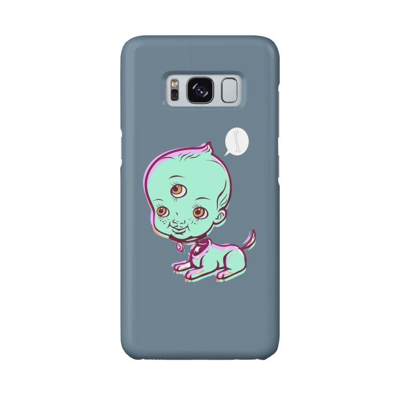 Puppy Accessories Phone Case by monoestudio's Artist Shop