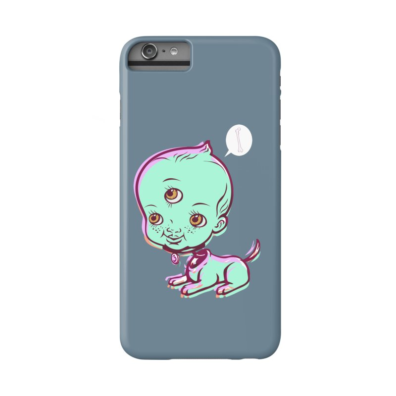 Puppy Accessories Phone Case by monoestudio's Artist Shop