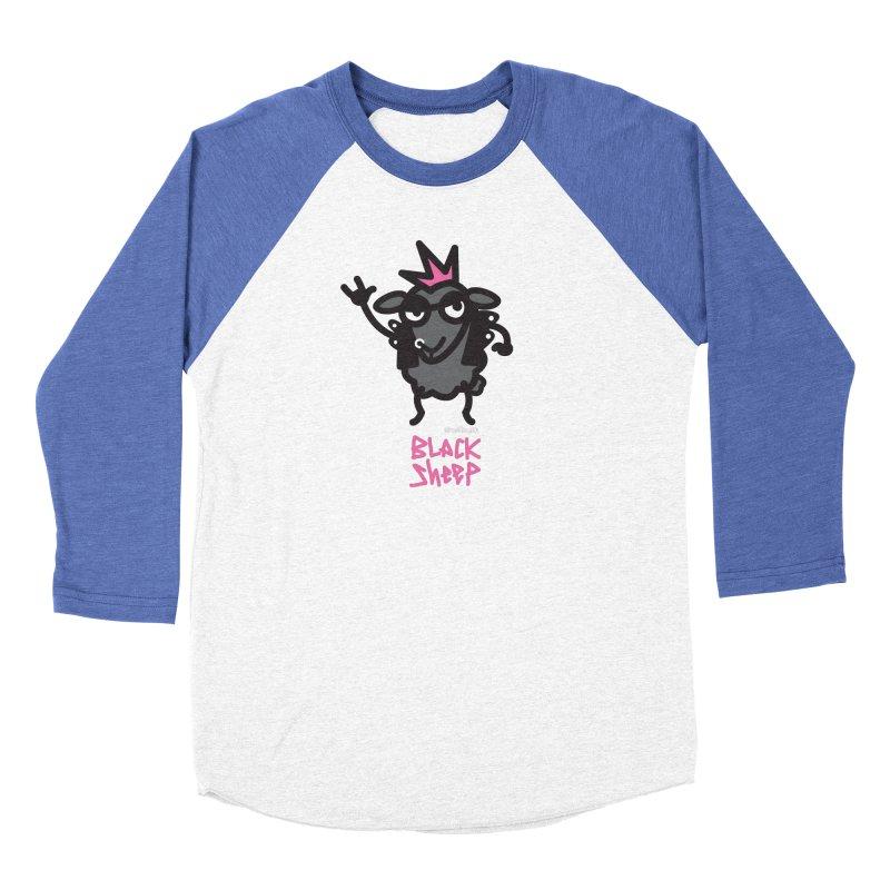Black Sheep Women's Longsleeve T-Shirt by monoestudio's Artist Shop