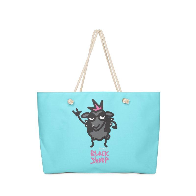 Black Sheep Accessories Bag by monoestudio's Artist Shop