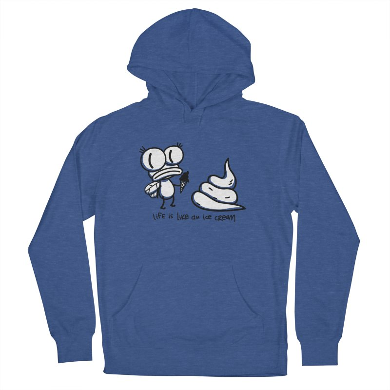Fly Men's Pullover Hoody by monoestudio's Artist Shop