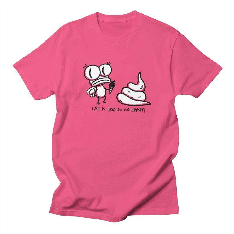 Fly Women's Unisex T-Shirt by monoestudio's Artist Shop